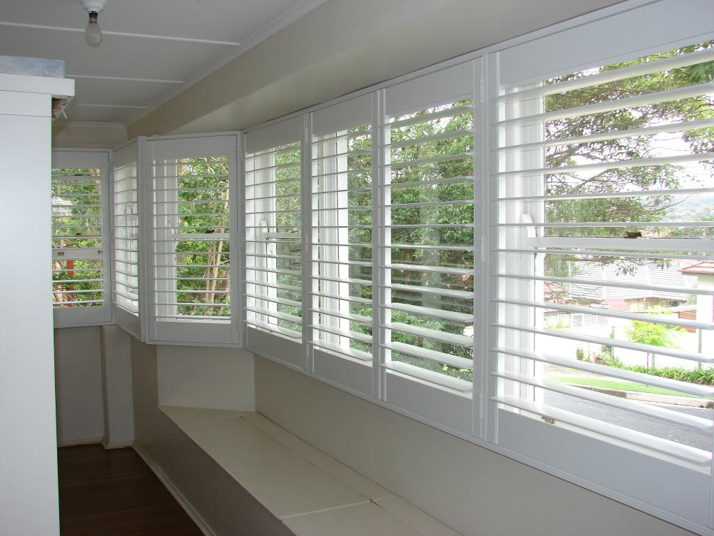 Bay Window Shutters In Newcastle The Shutter Guy