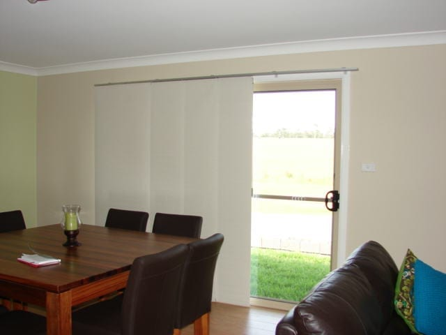 Safe And Easy To Install Panel Glide Blinds The Shutter Guy