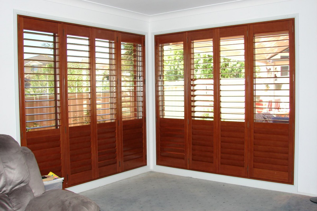 Quality Plantation Shutters In Newcastle The Shutter Guy